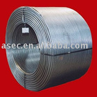 Alloy-cored wires