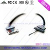 Reliable and Durable UL20276 LVDS Cable assembly for latops