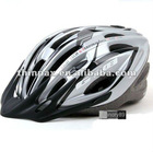 2012 Cycling BMX BICYCLE HERO BIKE ADJUST HELMET Silver with Visor