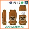 Lovely cartoon USB flash stick