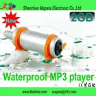 HOT SELLING!!!mp3 player for shower&swimming&Sports(2GB-8GB )