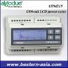 UPM215 Algodue DIN rail LCD power meter