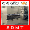 WC67Y 60t/1500 small Electro-hydraulic Servo Bending press
