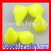 2012 Hottest Acrylic Neon Spike Rivet beads for DIY Punk Bracelet Jewelry Making