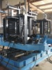 Corrugated welding machine
