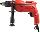 Impact electric drill