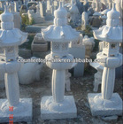natural granite lantern / stone carvings