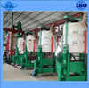 complete line ground cooking oil processing machine with ISO&CE 0086-13419864331