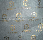custom decorative color tissue paper with printed logo