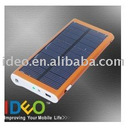 2000mAh solar charger for HTC ,Blackberry, Moto , iphone , Sony , Nokia
