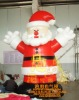 2011 new design inflatable Santa Claus