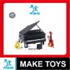 intelligence 3D building block of musical instrument