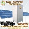 20000w solar generator supply power system(20kw mini)