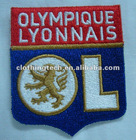 embroidery patch soccer logo