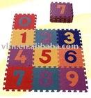 Eva Number Puzzle Mat