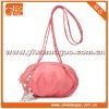 Carriage of cinderella series lady hand bag with shoulder strap