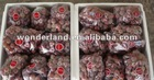 organic red globe grape