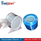 "Dental Disposable Barrier Film Full-Cover Barrier Film Dental sleeve4""x6"""