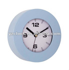 Cute round plastic alarm clock