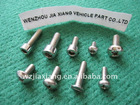 SUS201 SUS304 SUS316 stainless machine screw