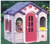 small plastic house