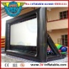 inflatable air projection screen