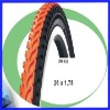 Colored Bicycle tire 26x1.75""
