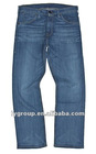 GSL-Standard Fit Denim Wash 99% Baumwolle /1% Elastan Men Straight Jeans 2012 New Style Fashion Jeans