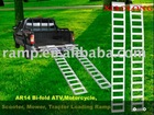 Aluminum ATV,motorcycle, scooter, mower, tractor loading ramp