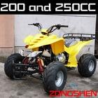 250cc zongshen Engine ATV , off road quad