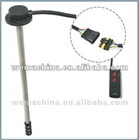 GPS tracking system with high resolution capacitance|capacitive level sensor JS67009-500mm