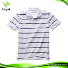 Men's polo collar neck tshirt design