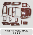 NS80068- Wooden Dashboard for Nissan Maxima 2002