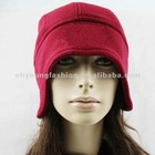 2012 high quality polar fleece cap/hat