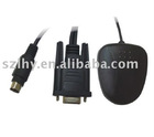 (Manufacturer) GPS receiver with PS/2+DB9 Connector GT-321R1