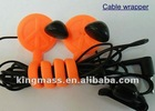 Newest Silicone Animal Earphone Cable Wrapper Winder