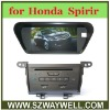 Promotion!7 inch HD Car GPS with DVD/ Blue tooth/I-POD control/Radio/Amplifier for SPIRIOR