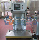 two filling heads beer filling machine in stock 200 bottle per hour