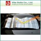 car aluminium foil sun shade