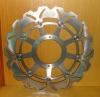 Brake disc for sport motorcycles