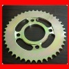 CG 125 Motorcycle chain sprocket
