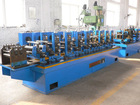 High precision stainless steel pipe mill line