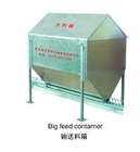 auto screw feed hopper for breeders house