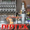 DIDTEK CS API600 Industrial Pipeline Oil Gate Valve