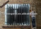 refrigerator parts, refrigetation, bundy tube wire tube condenser