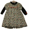 Fashion baby dress designs girls party wear