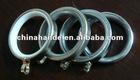 plastic ring curtain steel ring