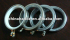 plastic ring curtain steel ring
