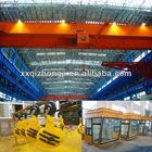 QD Double Girder Overhead Mobile Crane