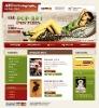 Art & photo E-commerce Website Design Service